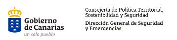 Dirección General de Seguridad y Emergencias del Gobierno de Canarias