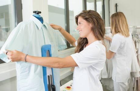 El servicio de lavandería y lencería en centros sanitarios