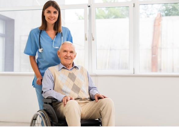 Enfermería geriátrica: Una proyección hacia las necesidades de la población anciana