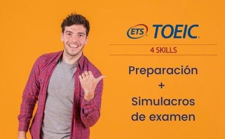 Curso online preparación examen TOEIC 4SKILLS
