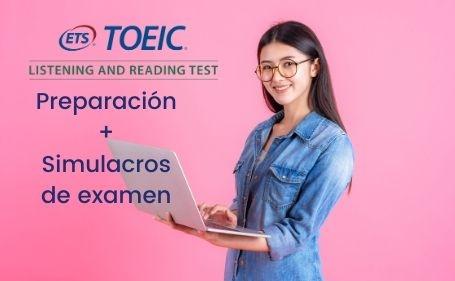 Curso online preparación examen TOEIC LISTENING & READING